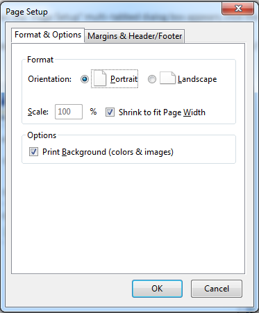 Internet Explorer 9 Does Not Show Background Images In Print Preview
