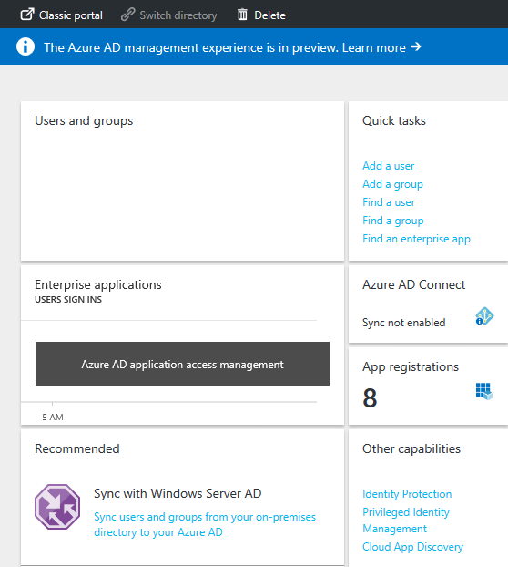 azure active directory management, Change Reply URL Azure Active Directory Enterprise Application